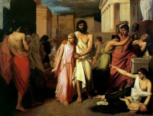 OEDIPUS REX ANALYSIS - SUMMARY - STORY - The Plague of Thebes