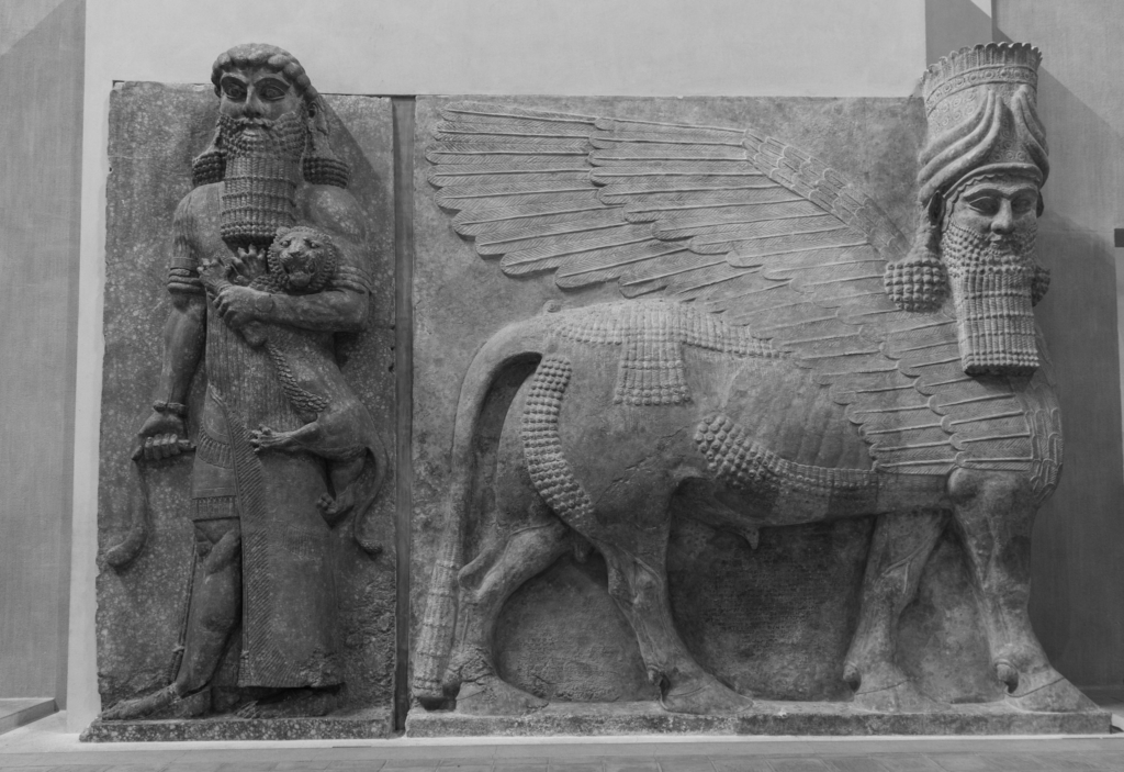 bronze age literature, epic of gilgamesh, gilgamesh story, gilgamesh the king