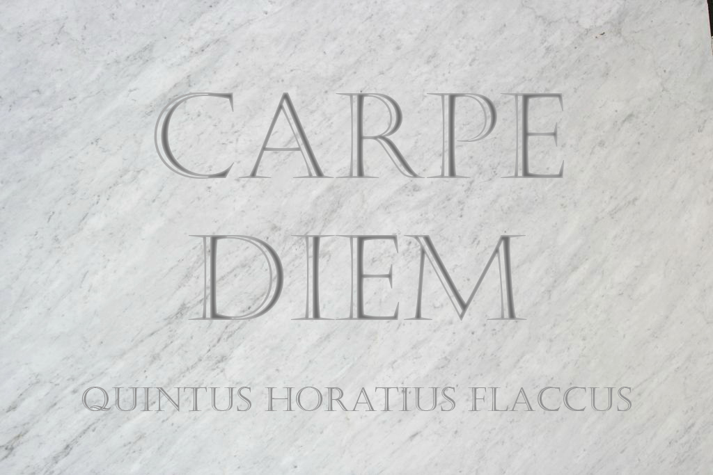 carpe diem, horace poet, horace quotes
