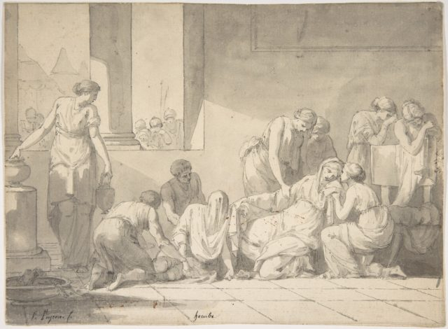 hecuba play, queen hecuba, hecuba by euripides