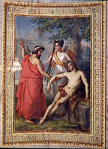 hippolytus son of theseus, hippolytus characters, hippolytus themes