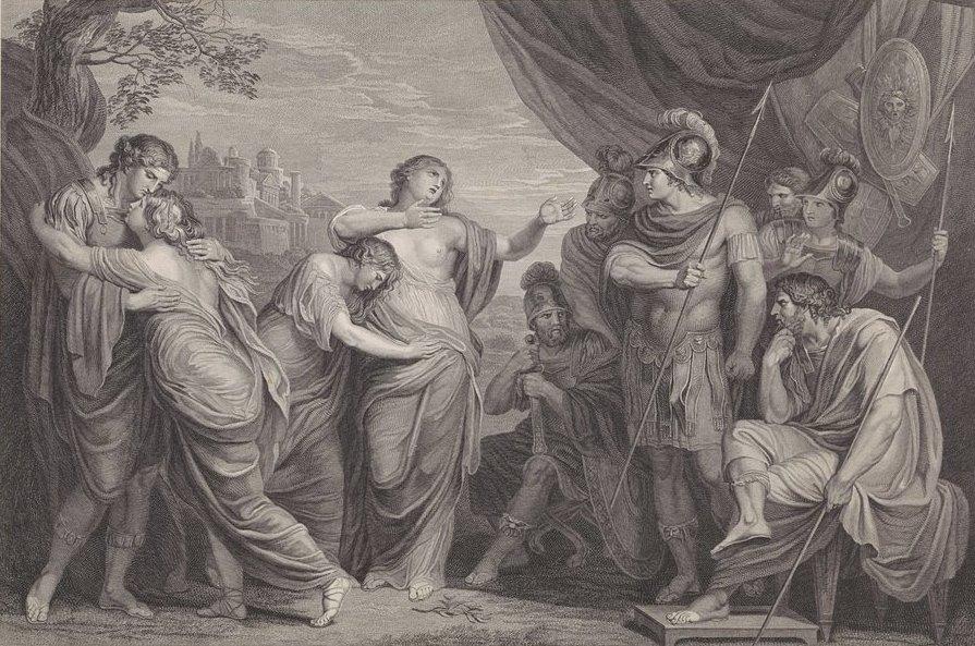 euripides phoenissae, phoenissae playwright, phoinissai