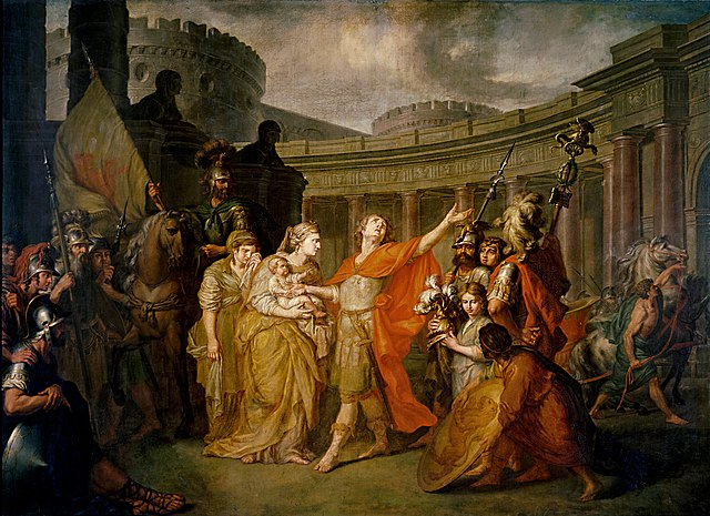 andromache by euripides, andromache play, andromache meaning