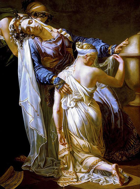 hecuba, hecuba summary, hecuba greek mythology