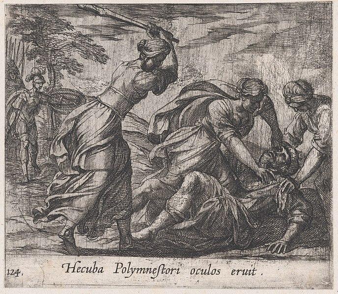 hecuba queen of troy, hecuba meaning, hecuba mythology