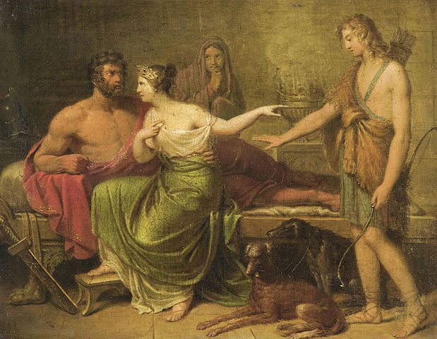 phaedra play, phaedra meaning, phaedra and hippolytus