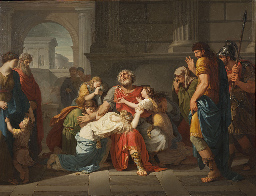 OEDIPUS THE KING - SOPHOCLES - OEDIPUS REX ANALYSIS, SUMMARY, STORY