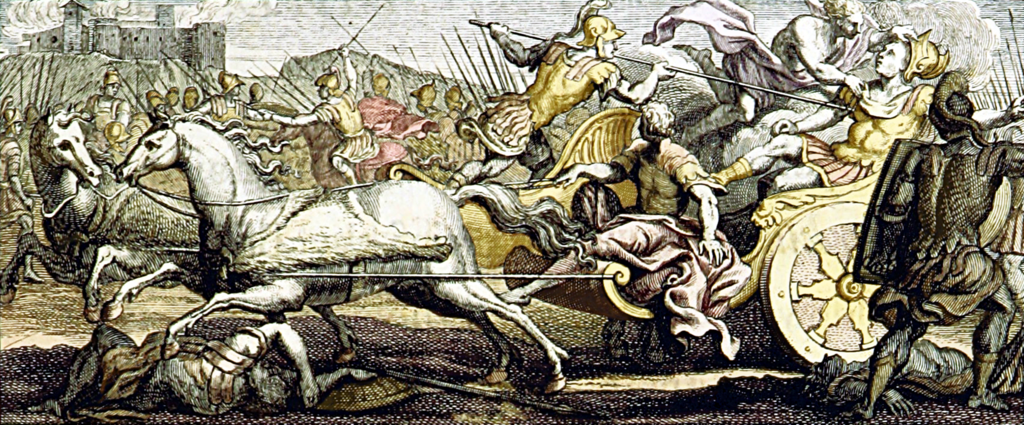 THE ILIAD - HOMER - POEM: STORY, SUMMARY & ANALYSIS