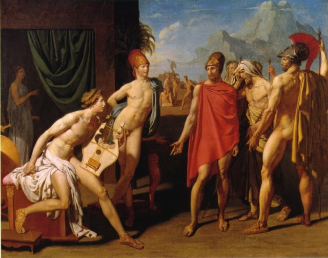agamemnon play, agamemnon summary, agamemnon aeschylus