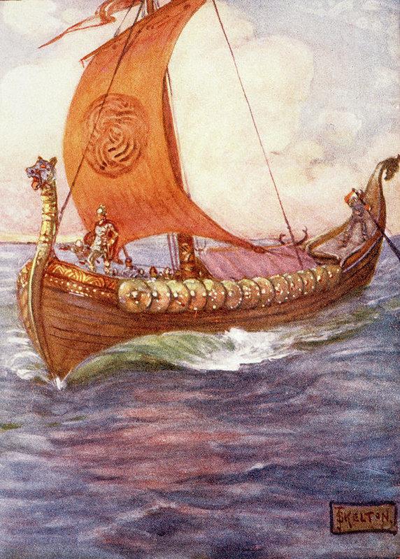 beowulf father, wiglaf beowulf, beowulf original
