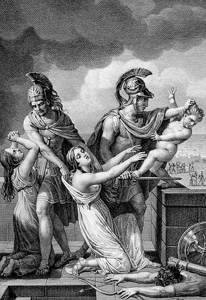 trojan women euripides, trojan women play, euripides trojan women summary